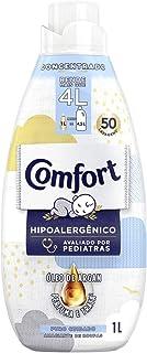 Amaciante Concentrado Comfort 1L Intense Puro Cuidado, COMFORT