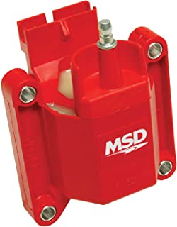 MSD Ignition 8227 High Performance Coil, TFI Ford Compatible Replacement,