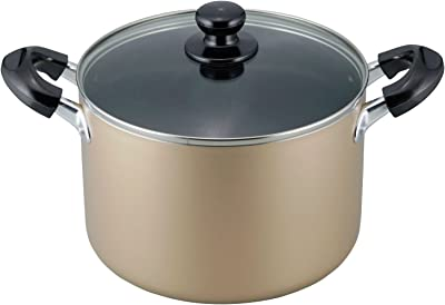 和平フレイズ 両手鍋 煮物 カレー シチューポット おおらか鍋 22cm 大型サイズ IH対応 ふっ素樹脂加工 OR-7125