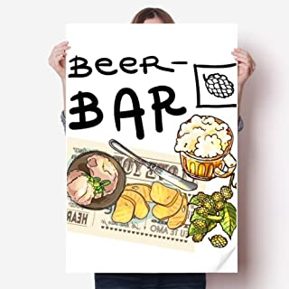 Best beer classification poster Reviews
