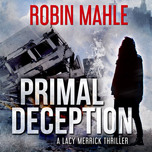 Primal Deception audiobook cover art