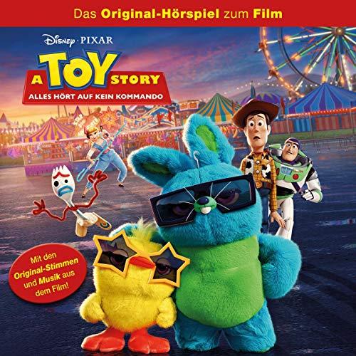 A Toy Story - Alles hört auf kein Kommando Titelbild