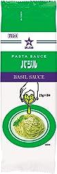 ほしえぬ パスタソース バジル(ディスペンパック) 23g×8個