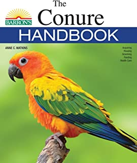 The Conure Handbook (Barron's Pet Handbooks)