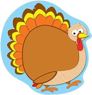 Carson Dellosa – Turkey Colorful Cut-Outs, Classroom Décor, 36 Pieces