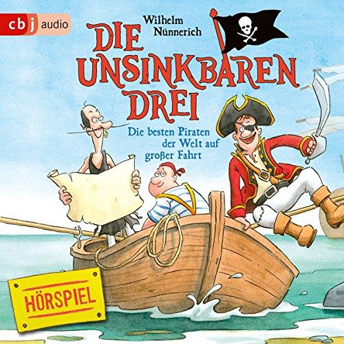 Die besten Piraten der Welt auf großer Fahrt Titelbild