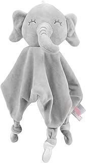 Vicloon Baby dekbedden Olifant Baby deken, Baby meisje jongen dekbed deken, New Born Baby Baby Peuter Knuffel Knuffel Knuf...
