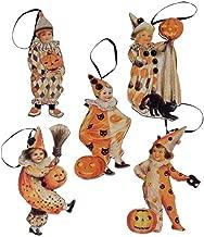Bethany Lowe Halloween Children Dummyboard Ornaments