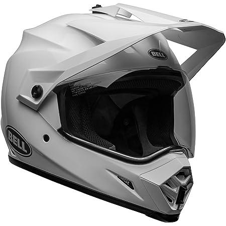 Bell MX-9 Adventure MIPS Helmet (Gloss White - Medium)