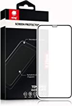 Screen Protector for iPhone X/Xs, XR,Xs Max, AINY 2.5D Rounded Edges 0.25mm Tempered Glass Film, Full Glue Full Screen Cover, Anti-Oil, Dust Prevention and Anti-Fingerprint (iPhoneX/Xs)