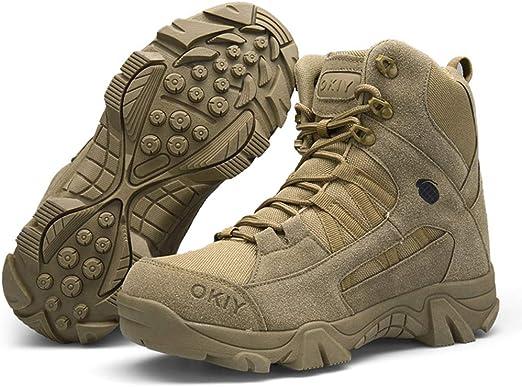 Army Fan Tactical Boots Desert Tactics