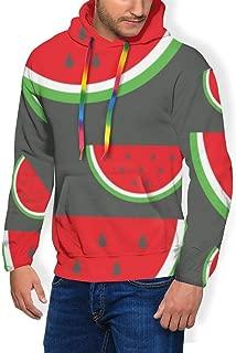 Boys & Mens Long Sleeves Hoodies Pullover Hooded Sweatshirts Slim Fit Outwear