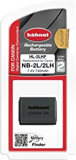 Hahnel HL-2LHP 1000 188.2 Canon Compatible Digital Camera Battery