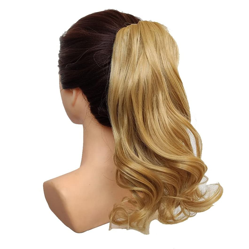 40% OFF Cheap Sale Short Wavy Hair Philadelphia Mall Ponytail Extensions Claw PonytailS 16