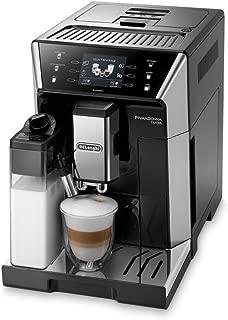 Delonghi ECAM 550.55 独立的 SB 全自动咖啡机胶囊 2L 升不锈钢餐厅 - 自由式咖啡机,胶囊,2 升,工厂,1450 瓦,不锈钢)
