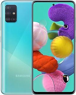Samsung SM-A515FZBFATS Galaxy A51 128GB Smartphone, Blue