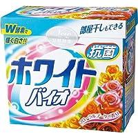 日本合成洗剤 洗たく用合成洗剤ホワイトバイオ 0.8kg×10個
