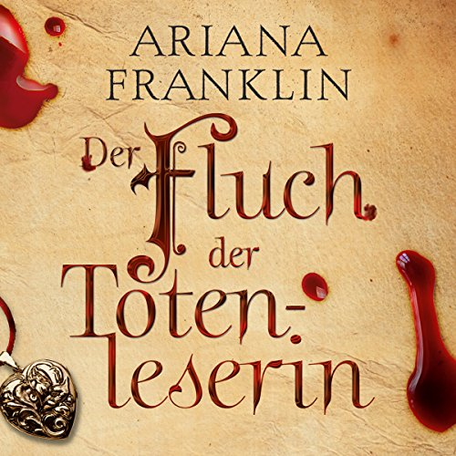Der Fluch der Totenleserin audiobook cover art