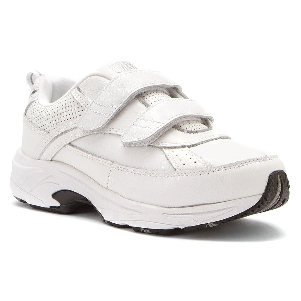 リボン喜んで処方する[Drew Shoe] レディース カラー: ホワイト