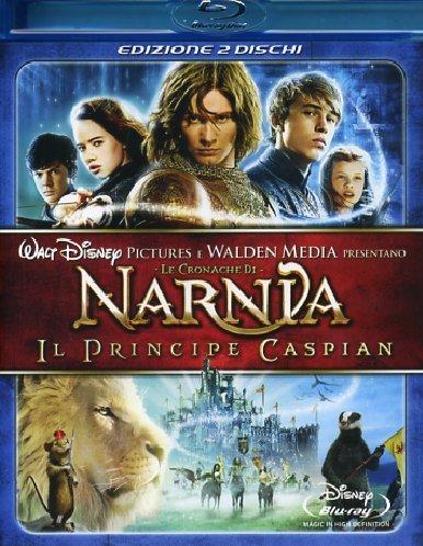 Le Cronache Di Narnia-Il Principe Caspian Edition (2 Blu-Ray) [Edizione Speciale] [Import]