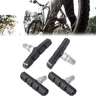 MONTALIN Zapatas de Freno para Bicicleta 2 Pastillas para Bici BMX y Otros Modelos 45mm