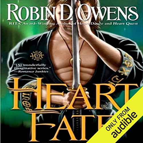 Heart Fate audiobook cover art