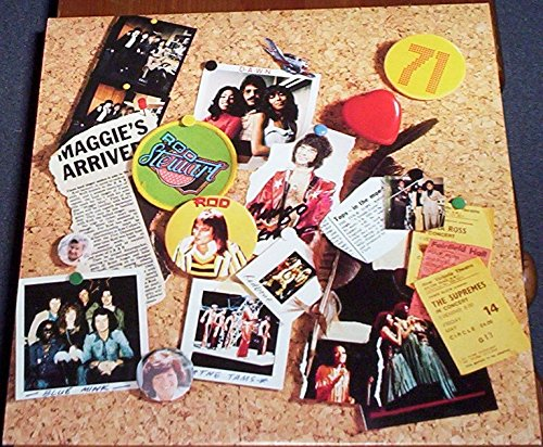 Sensational Seventies Hits From 1971 - Benny Hill - Rod Stewart - Hurricane Smith - Blue Mink - The Supremes - The Piglets etc Pop Rock original Titles / Singers 12 inch 33 rpm LP Vinyl Album Record - see pictures for all titles