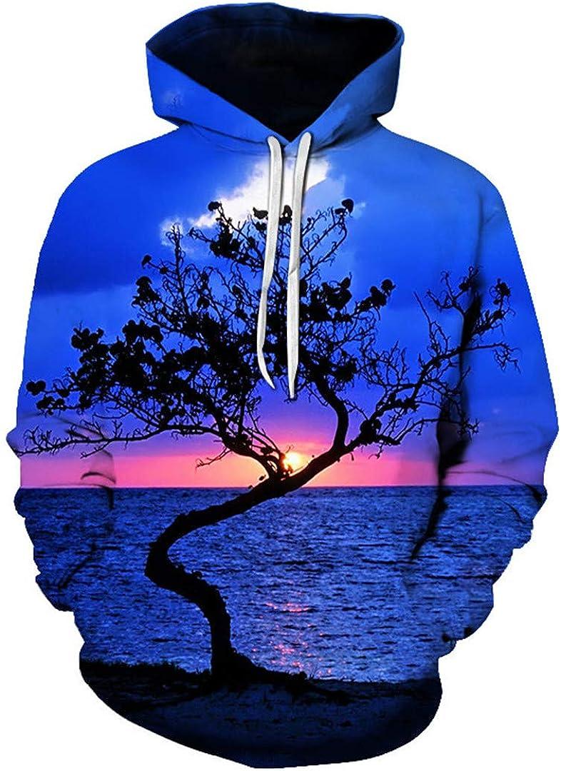 Reservation Psychedelic Tree Hoodies Visionary Chakr Rainbow Mandala Artwork Ranking TOP9