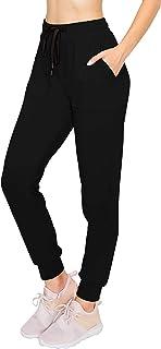 ALWAYS Women's Fleece Jogger Sweatpants - Premium Soft Stretch Warm Fleece Pants with Pockets
