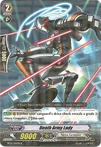 Cardfight   Vanguard TCG - Death Army Lady (BT03 041EN) - Demonic Lord Invasion by Cardfight   Vanguard TCG