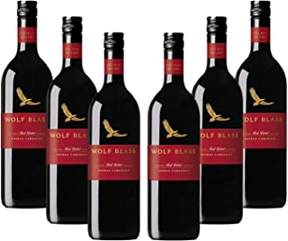 Wolf Blass | Red Label | Australia | Shiraz Cabernet | Red Wine | Perfect with Pizza