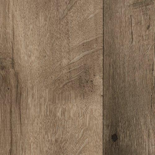 Vinylboden PVC Bodenbelag | Holzoptik Diele Eiche grau rustikal | 400 und 500 cm Breite | Meterware | Variante: 3,5 x 5m
