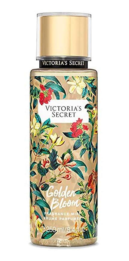 酸大砲高層ビルビクトリアシークレット VICTORIA'S SECRET フレグランス ミスト ゴールデンブルーム ボディミスト 香水 パフューム ボディケア 250ml