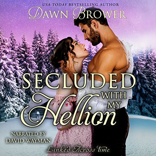 Secluded with My Hellion audiobook cover art
