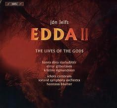 Leifs: Edda Ii - The Lives Of The Gods