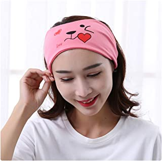 COODIO Female Maternal Cap Elastic Cotton Hair Band with Pattern Suckling Period Hat for Fashion Jewelry