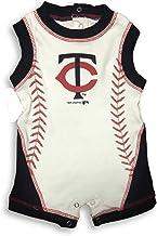 OTS MLB Baby Infant Baseball Logo Baby Bodysuit Romper Many Teams