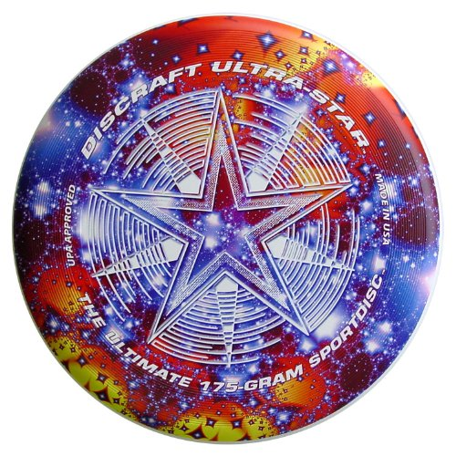 Discraft 175 Gram Super Color Ultra-Star Disc,...