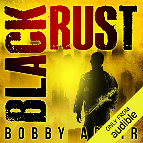 Black Rust audiobook cover art