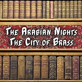 The Arabian Nights - The City of Brass cover art