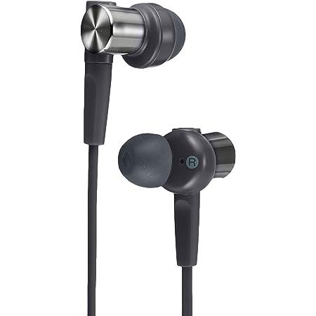 ソニー イヤホン 重低音モデル MDR-XB55 : カナル型 ブラック MDR-XB55 B