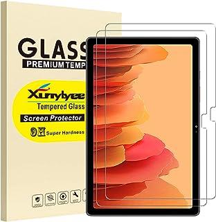 XunyLyee [2 Stück] Kompatibel mit Samsung Galaxy Tab A7 2020 Panzerglas, Einfache Installation Gehärtetem Glas Displayschutz für Galaxy Tab A7 SM T500/SM T505/T507 (10,4 Zoll)