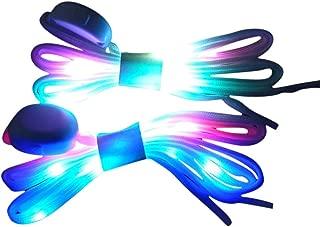 multi color led shoelaces