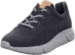 KOEL - Merino Sneakers KO821M/04 Dark Grey