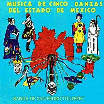 Música de Cinco Danzas del Estado de México