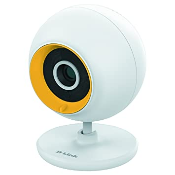 D-Link Wi-Fi Baby Monitor - Night Vision, 2-Way Audio, Local and Remote Video Monitor App for iPhone and Android (DCS-800L) (Discontinued by Manufacturer)