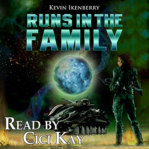 Runs in the Family audiobook cover art
