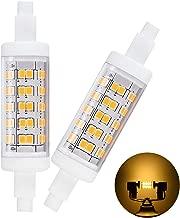 R7S 78mm LED Floodlight Corn Bulb 5W Replaces 50W Halogen Lamps 3k Soft White