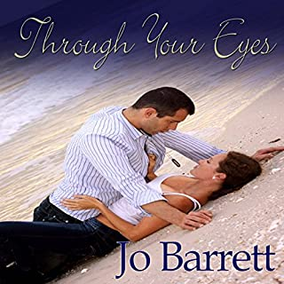 Through Your Eyes audiobook cover art
