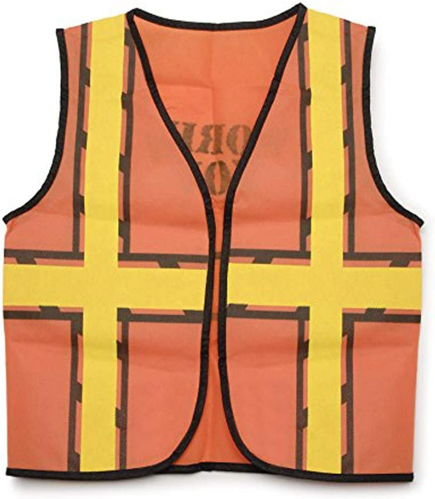 Construction vest out of shirt for toddler r m williams vests